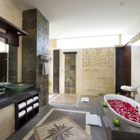 Villa LeGa Bali - Second Bedroom Bathroom - Seminyak, Bali