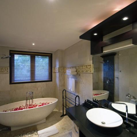 Villa LeGa Bali - Third Bedroom Bathroom - Seminyak, Bali