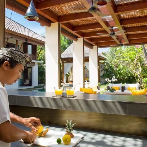 Villa Lilibel Bali - The Bar - Seminyak, Bali