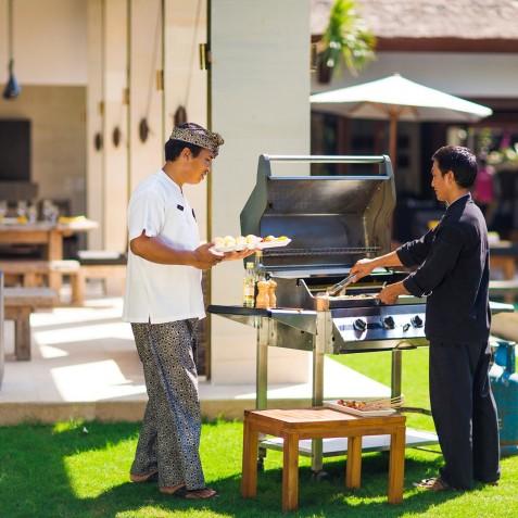 Villa Lilibel Bali - BBQ - Seminyak, Bali