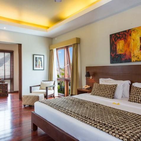 Villa Lilibel Bali - Guest Bedroom Four - Seminyak, Bali