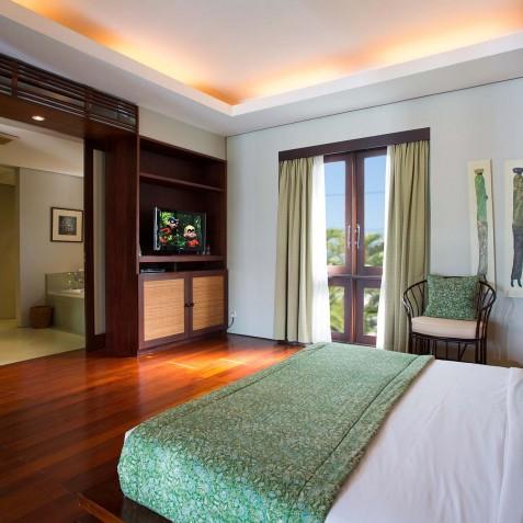 Villa Lilibel Bali - Guest Bedroom Two -Seminyak, Bali