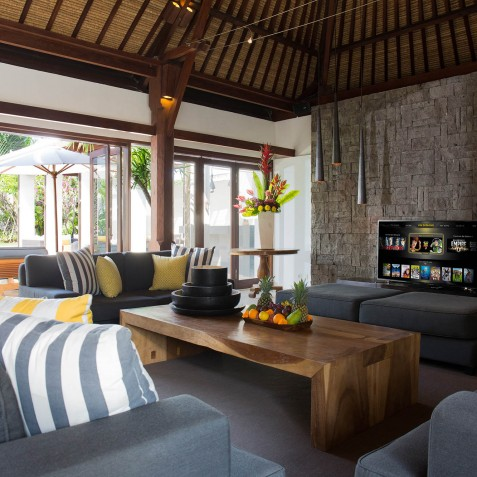Villa Lilibel Bali - Living Area - Seminyak, Bali