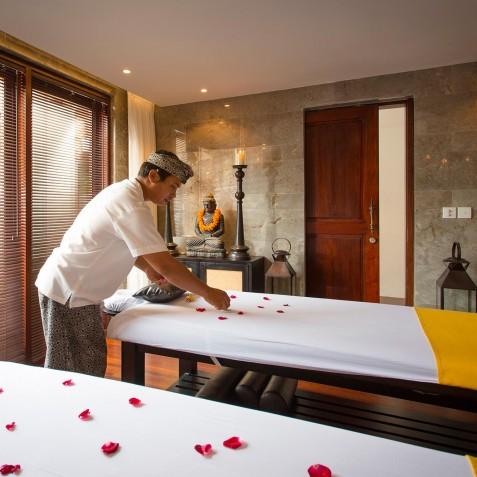 Villa Lilibel Bali - Massage Room - Seminyak, Bali