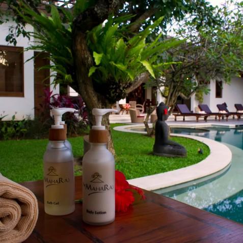 Villa Maharaj - Amenities - Seminyak, Bali