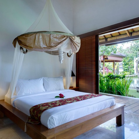 Villa Maharaj - Guest Bedroom One - Seminyak, Bali
