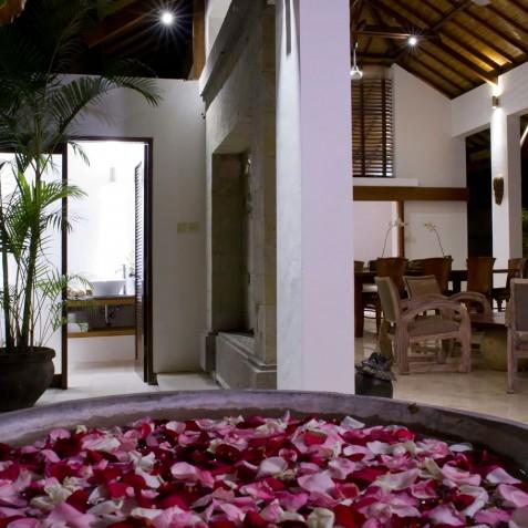 Villa Maharaj - Living Area Rest Room - Seminyak, Bali