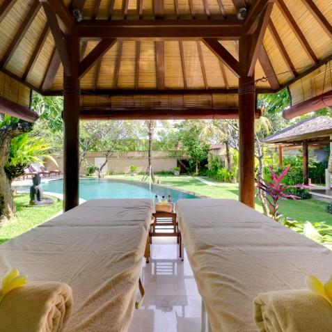 Villa Maharaj - Spa Bale - Seminyak, Bali
