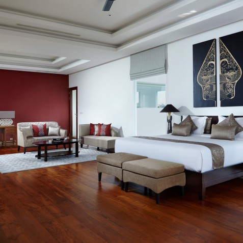 Villa Malaathina Bali - Bedroom Four - Seminyak, Bali