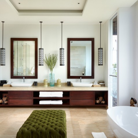 Villa Malaathina Bali - Ensuite Bathroom - Seminyak, Bali