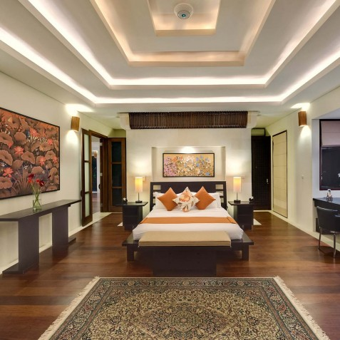 Villa Mandalay Bali -Second Master Bedroom - Seseh-Tanah Lot