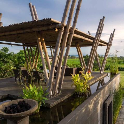 Villa Mandalay Bali - Bale with Ricefield Views - Seseh-Tanah Lot
