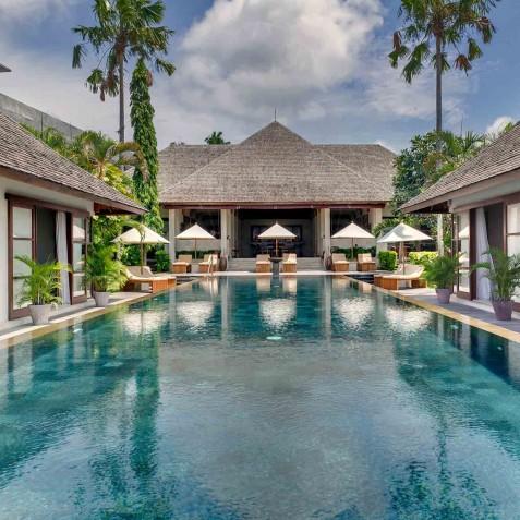 Villa Mandalay Bali - Pool and Villa - Seseh-Tanah Lot