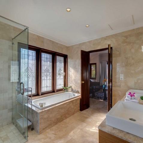 Villa Manis Bali - Guest Pavilion Bedroom One Ensuite - Canggu, Bali