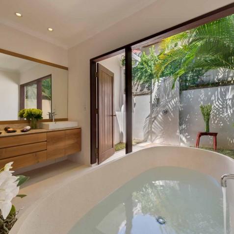 Villa Manis Bali - Guest Pavilion Bedroom Two- Canggu, Bali