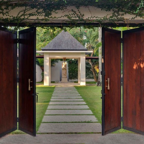Villa Manis Bali - Entrance - Canggu, Bali