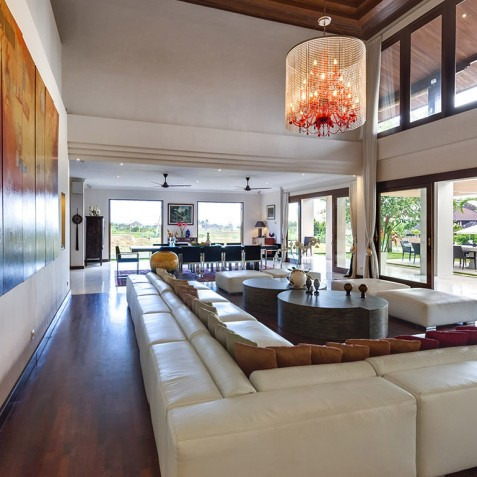 Villa Manis Bali - Living Area - Canggu, Bali