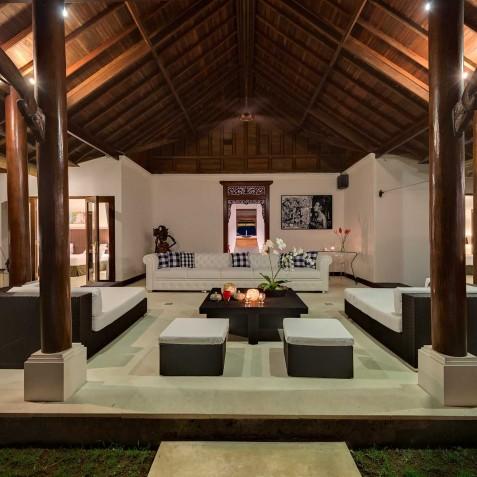 Villa Manis Bali - Spa House Living Area- Canggu, Bali