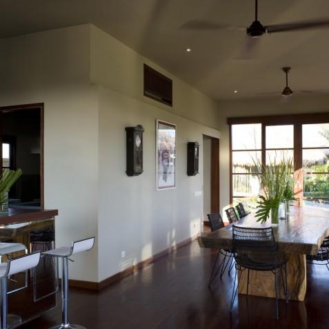 Villa Mary Bali - Indoor Dining - Pantai Lima, Canggu, Bali