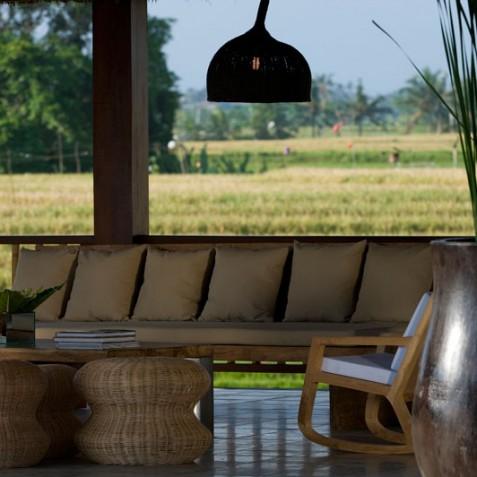 Villa Mary Bali - Living Room View - Pantai Lima, Canggu, Bali