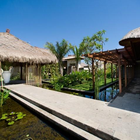 Villa Mary Bali - Massage Pavilion - Pantai Lima, Canggu, Bali