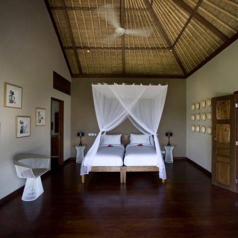Villa Mary Bali - Twin Guest Suite - Pantai Lima, Canggu, Bali