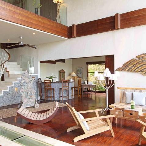 Villa Melissa Bali - Living Room - Pantai Lima, Canggu, Bali