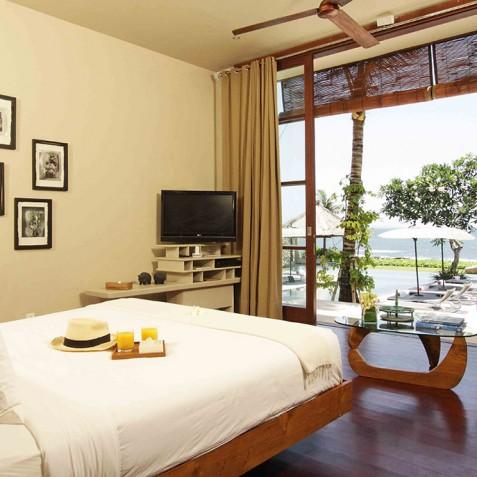Villa Melissa Bali - Master Bedroom - Pantai Lima, Canggu, Bali