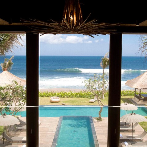 Villa Melissa Bali - View from Mezzanine - Pantai Lima, Canggu, Bali