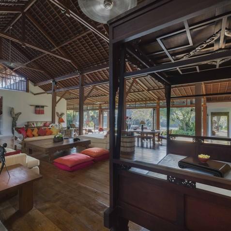 Villa Paloma Bali - Living Area - Canggu, Bali
