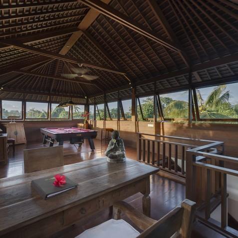 Villa Paloma Bali - Billiard Room - Canggu, Bali