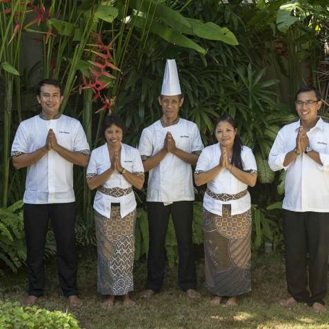 Villa Paloma Bali - The Staff - Canggu, Bali