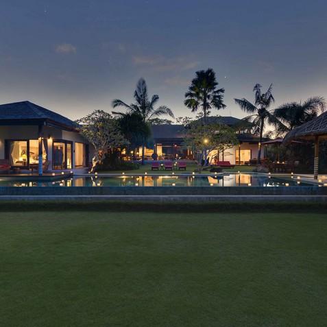 Villa Paloma Bali - Bali at Night - Canggu, Bali