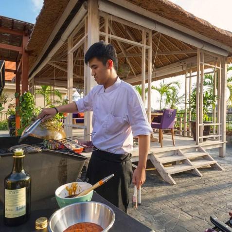 Villa Sayang d'Amour - BBQ and Chef - Seminyak, Bali