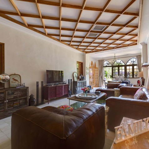 Villa Sayang d'Amour - Entertainment Room - Seminyak, Bali