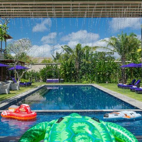 Villa Sayang d'Amour - Children's Pool Toys - Seminyak, Bali