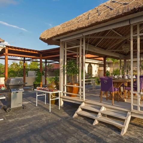 Villa Sayang d'Amour - Rooftop BBQ - Seminyak, Bali