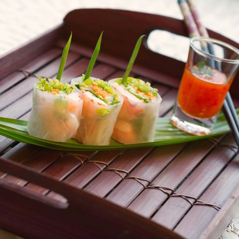 Villa Sayang d'Amour - Light Lunch - Seminyak, Bali