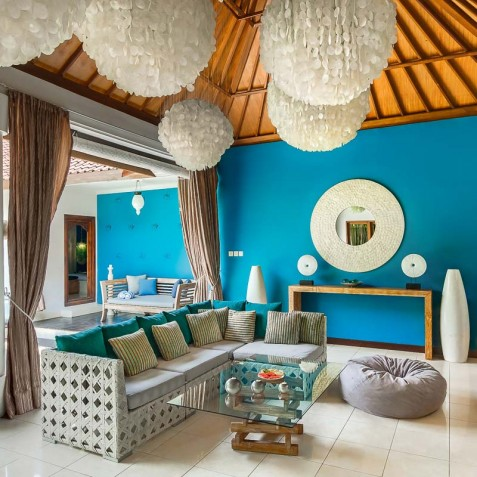 Villa Sea - 4S Villas - The Lounge - Seminyak, Bali