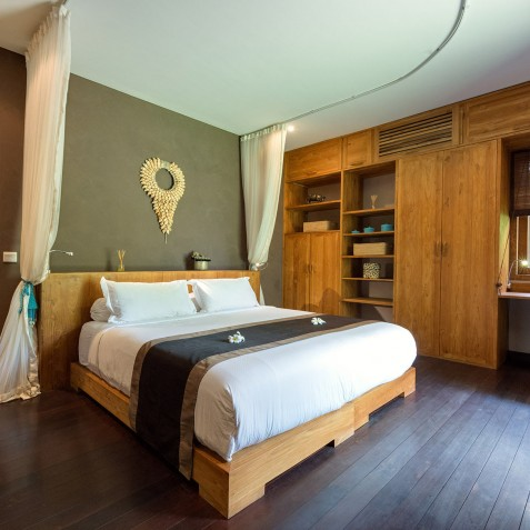Villa Shambala - Bedroom 3 - Seminyak, Bali