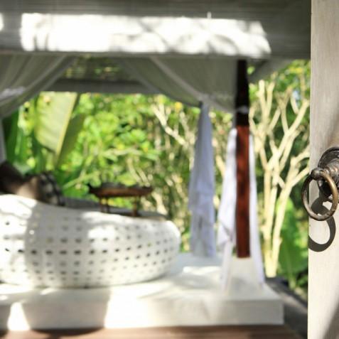 Villa Shamballa Moon, Ubud, Bali - Entrance View to Bale