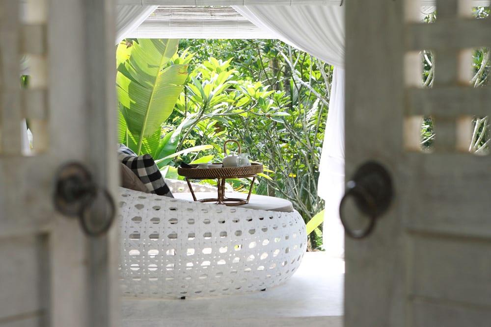 Villa Shamballa Moon, Ubud, Bali - Entrance