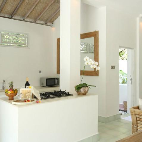 Villa Shamballa Moon, Ubud, Bali - Kitchen