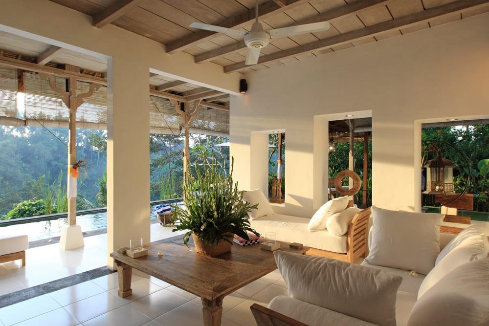 Villa Shamballa Ubud Bali - Lounge