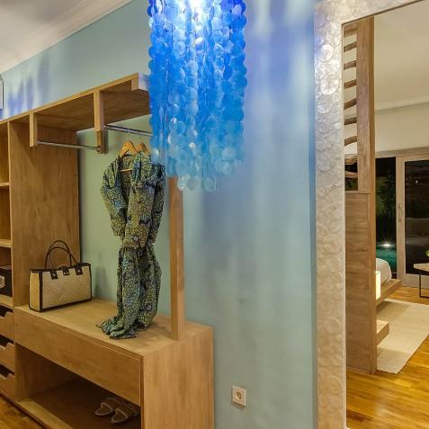 Villa Sky - 4S Villas - Dressing Room - Seminyak, Bali