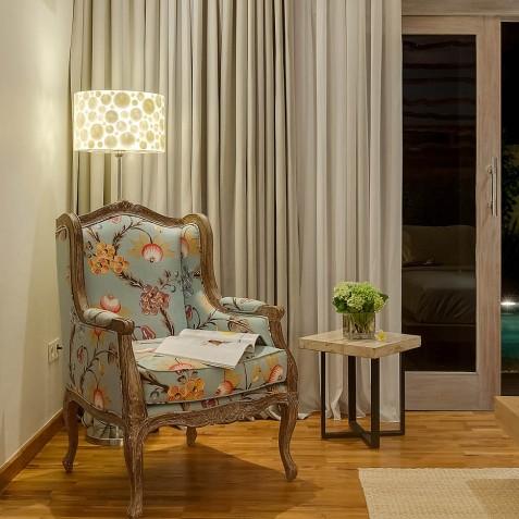 Villa Sky - 4S Villas - Reading Chair - Seminyak, Bali