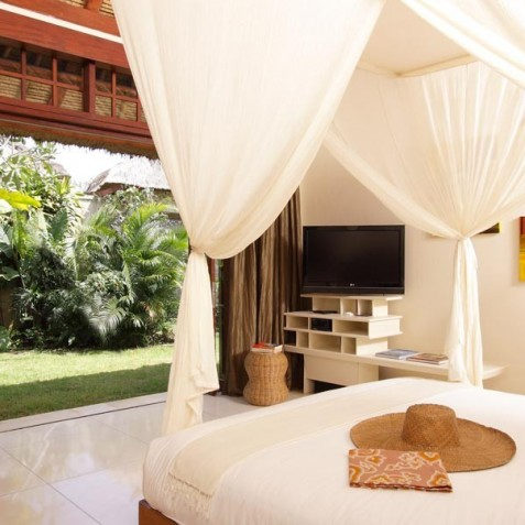 Villa Sound of the Sea Bali - Garden Suite - Canggu, Bali