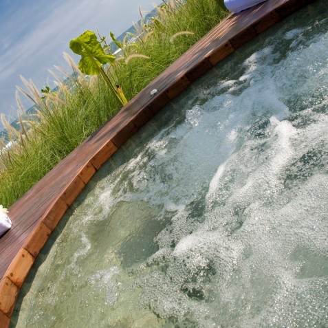 Villa Sound of the Sea Bali - Jacuzzi - Canggu, Bali