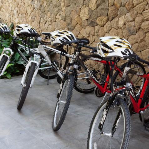 Villa Swarapadi, Ubud, Bali - Mountain Bikes