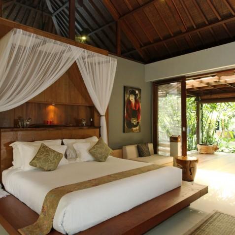 Villa Swarapadi, Ubud, Bali - Guest Suite One